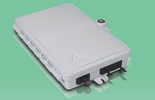 FTTH Odf Fiber Optic Terminal Box HTFTB02A For Local Area Networks